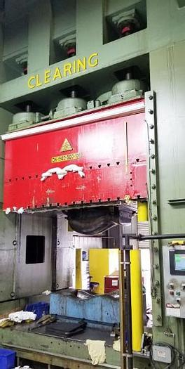 Used Press Sheet Stamping Hydraulic Triple Action