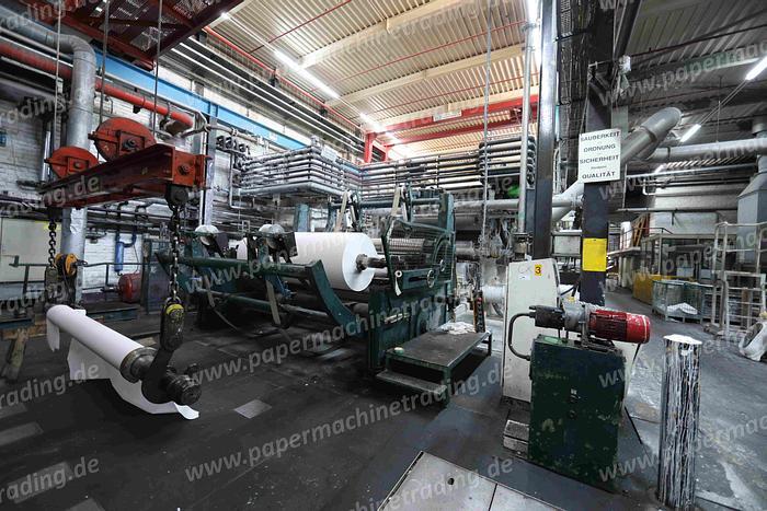 Gebraucht (FHC-39) - Coating machine offline (CX3) - 2720 mm