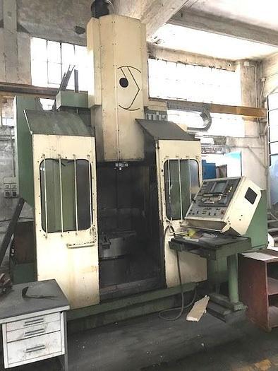 TORNIO VERTICALE OMBA TCL 90 CNC
