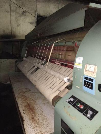 "Used CHICAGO 36"" STEAM CYLINDER IRONER"