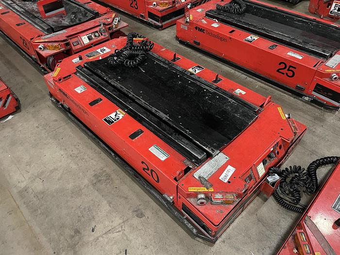 Used FMC APL Lift Deck