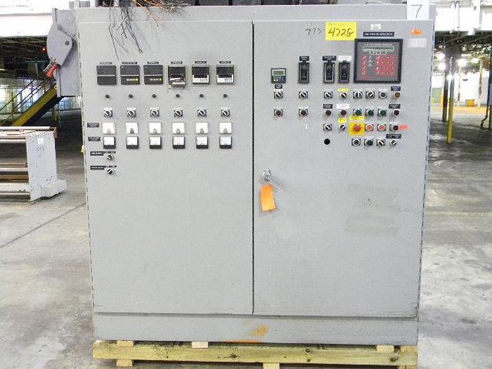 Used BAG MACHINE OPERATOR CONTROL