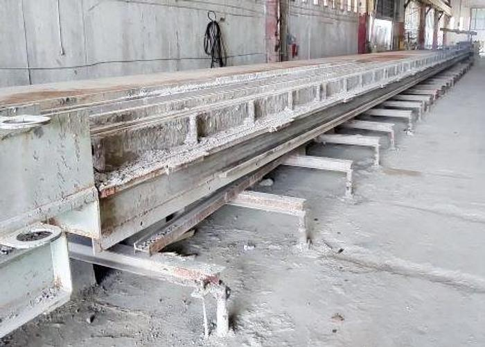Used Helser 16′ Precast Pouring Bed/Table