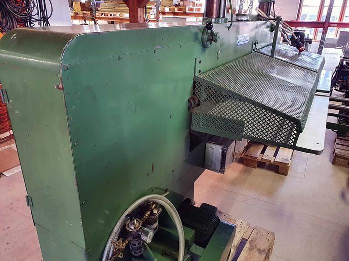 1971 Josting Veneer cutter Josting PFS 2100
