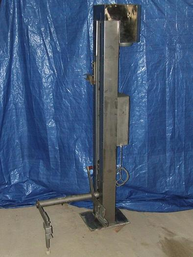 Używane Słup załadowczy wózków Cimber ( 200 l)  - śrubowy
