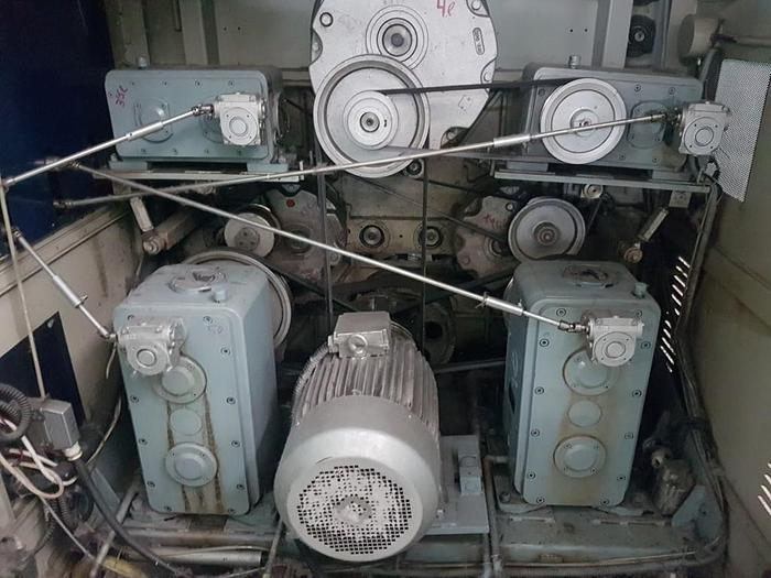 MARIO CROSTA raising machine