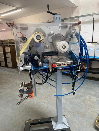 Used 2015 Eidos S.p.A print and apply labeller
