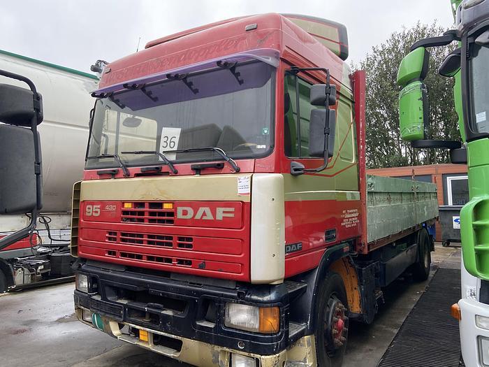 Gebruikt 1996 DAF 95 ATI
