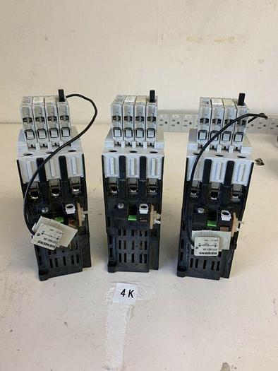 Used Siemens 3Tf3400-0B (Lot Of 3) Fast Shipping! ~Warranty~
