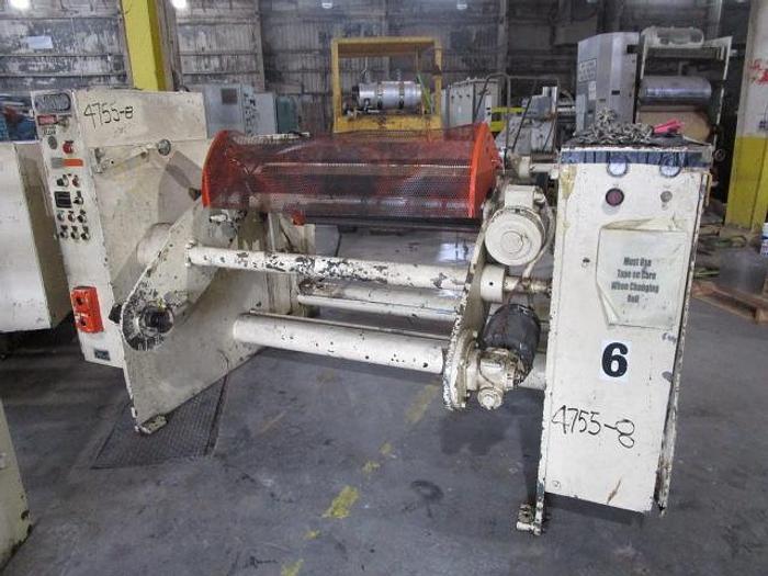 """Used 40"""" Sano Single Turret Winder  stock # 4755-008"""