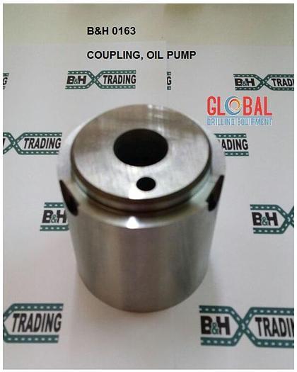 B&H 0163 - COUPLING, OIL PUMP