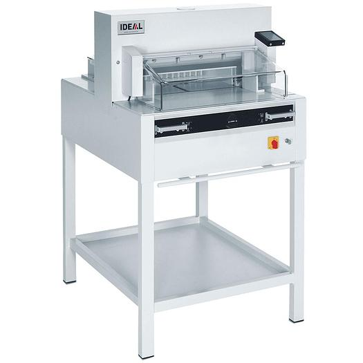 IDEAL 4855 EASY CUT Electric Programmable Guillotine