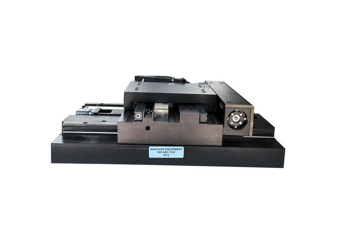 Used Veeco Atomic Force Microscope XY Stage with Vexta Stepping Motor PK564AUA (4072)
