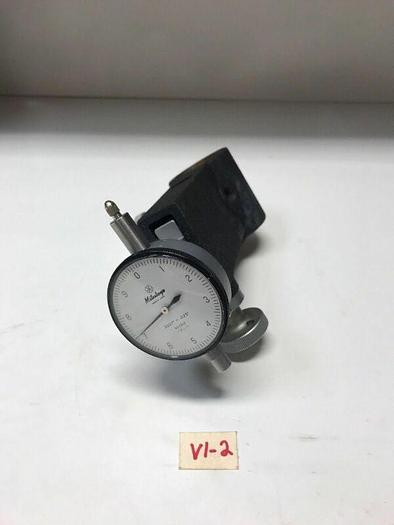 Used Mitutoyo Dial Indicator Gauge 2802 *Fast Shipping* Warranty!