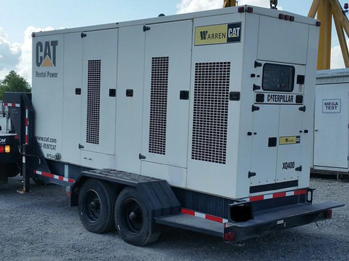 2011 XD400 Trailer Mounted Generator