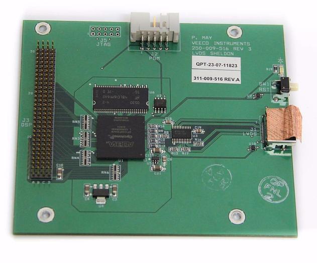 Used Veeco Digital Instruments 250-009-516 Rev. 3 LVDS 311-009-516 Rev. A (4157)
