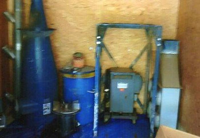 Used Torit 24 Cyclone Dust Collector
