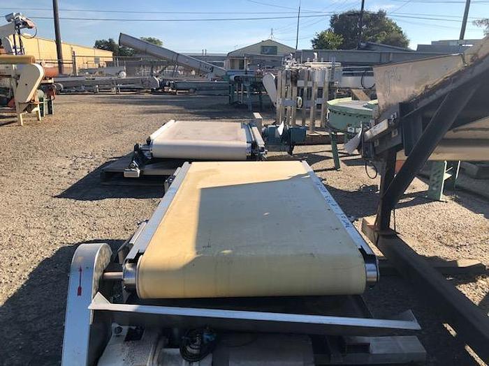 Used 2009 Brabender Weigh Belt Conveyor GT-600-01