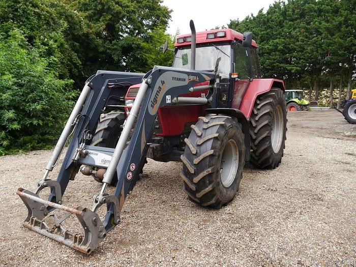 Used Case Maxxum 5140 Plus Powershift 4wd Tractor
