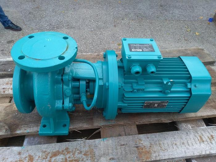 Neue Sivag Pumpe 45m³/Std. 10m hoch NCB 65-M-125, SIVAG,  neu -65%