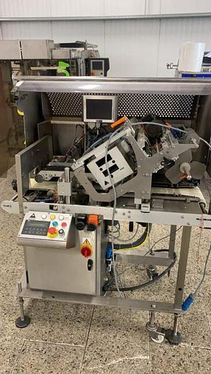 Used Ravenwood banding machine with printer