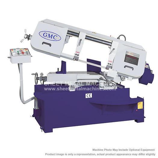 GMC Semi Automatic Bandsaw BS-330TSA