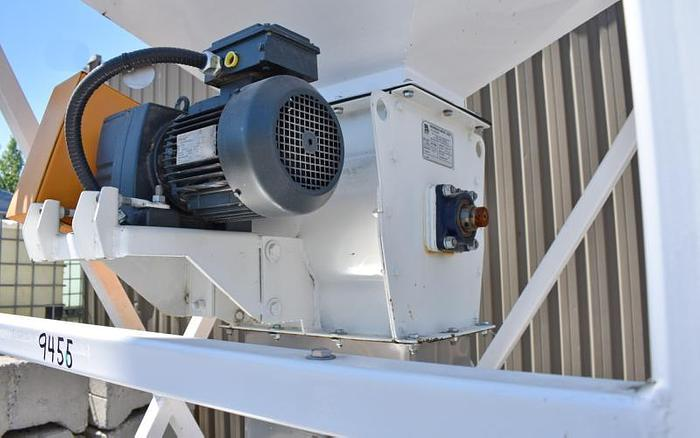 USED DUST COLLECTOR, PULSE AIR, 4,500 CFM, CARTRIDGE