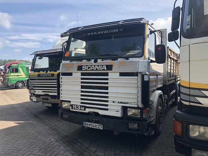 1991 Scania 113 .360 6X2 Manual
