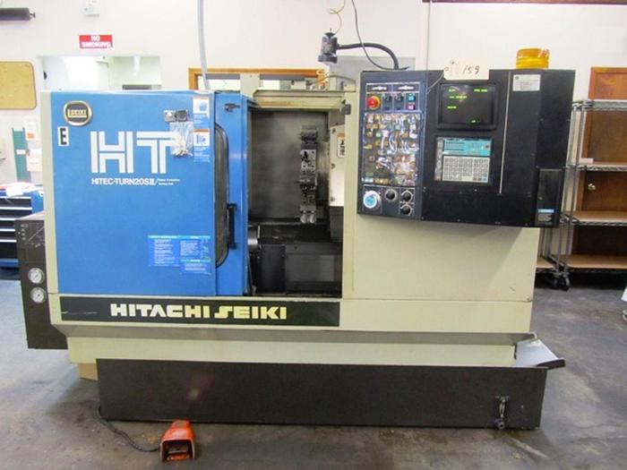 Used 1996 Hitachi HiTec-Turn 20SII
