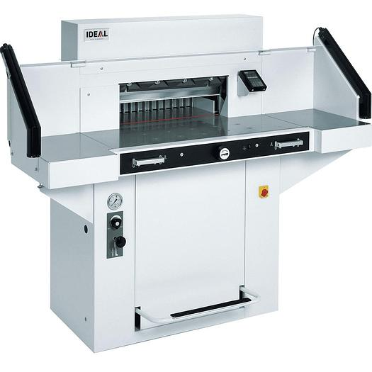IDEAL 5560LT Programmable Guillotine With Air Table