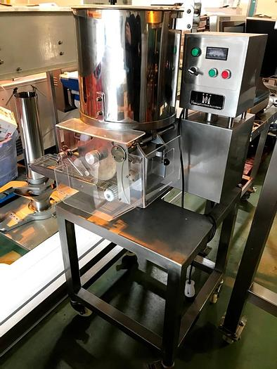 Used 2016 Mushtaq's Food Machinery  MFM / BUR 03 burger former