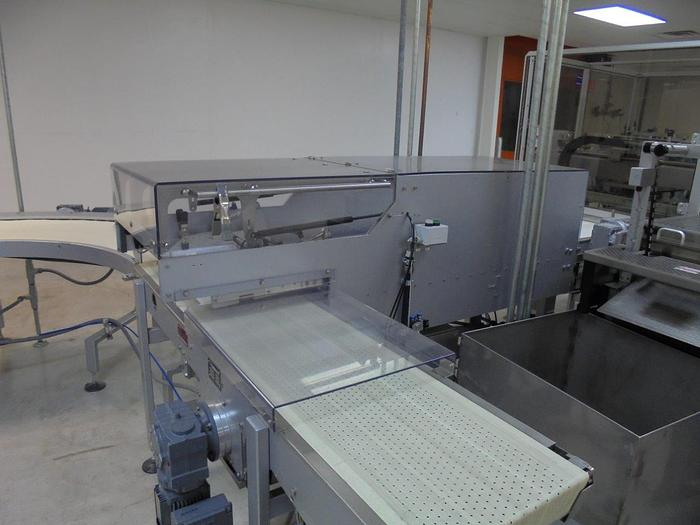 Brownie Bites Production & Packing Line