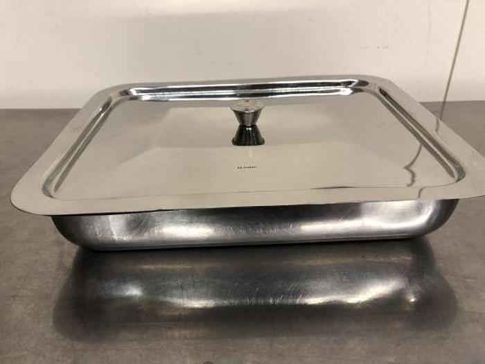 Tray Instrument 285 x 230 x 55mm with Lid