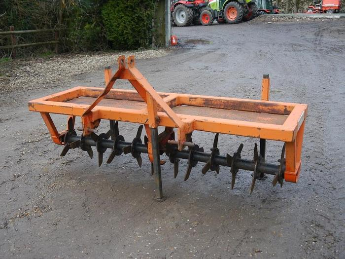 Used Ritchie Slitter Aerator
