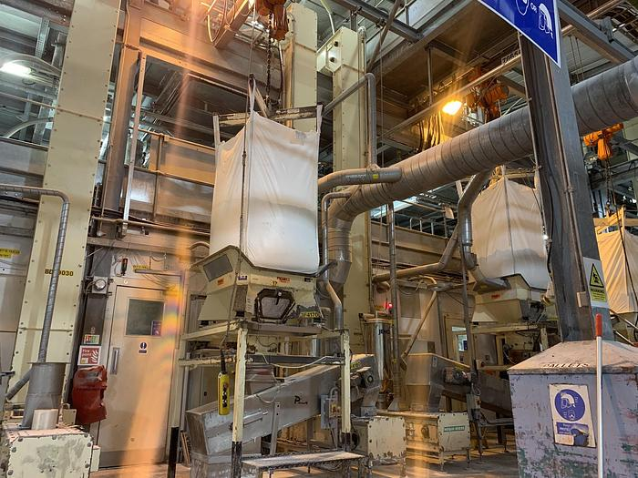 Used 2000 NERAK  Bucket elevator