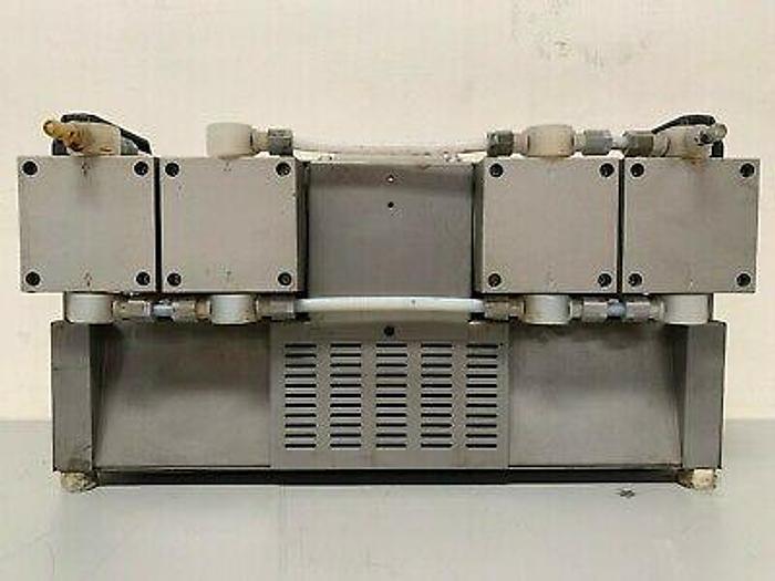 Used Welch 2163B-01 ILMVAC High Capacity-High Vacuum Pump 115V
