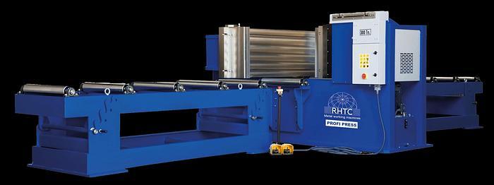 RHTC  PPHV-220 Cambering Press