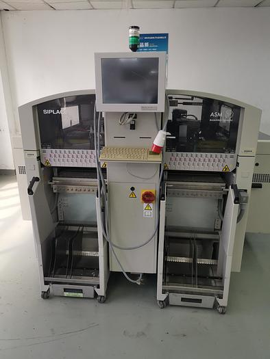 Used Siemens Siplace d4