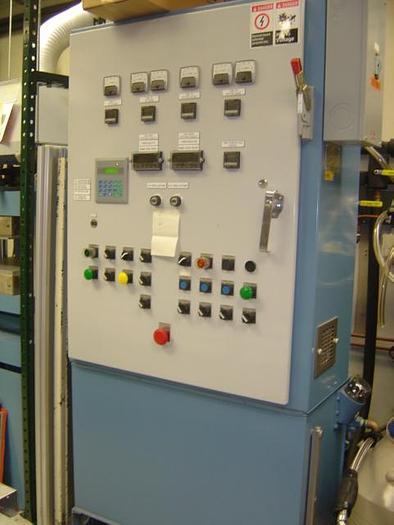 TMP  1818-50 Hydraulic Compression Molding Press