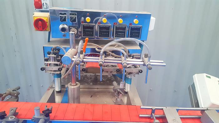 King Liquid Filler Technofill KT320/4