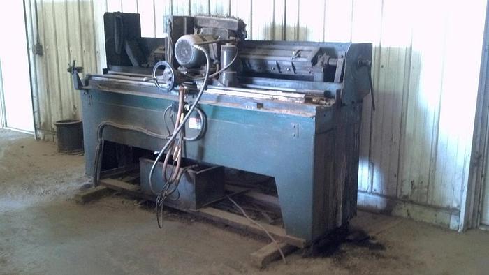 Used 2000 Hanchett 60