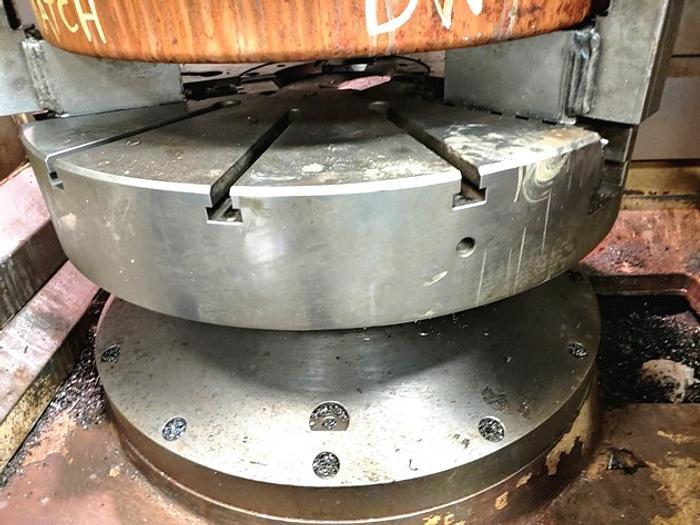 "Honor VL-100A CNC Vertical Lathe 52"" Swing, 40"" Hydraulic"