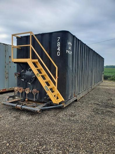 Used 2006 Dragon Insulated Tanks with Internal Manifold