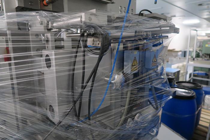 Klockner Hansel Sachet Filling Machine