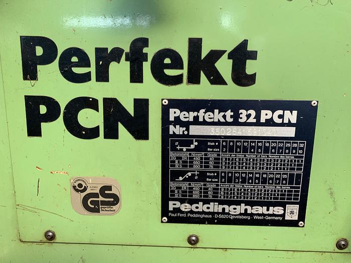 Curvaprofilati PEDDINGHAUS Perfekt 32 PCN