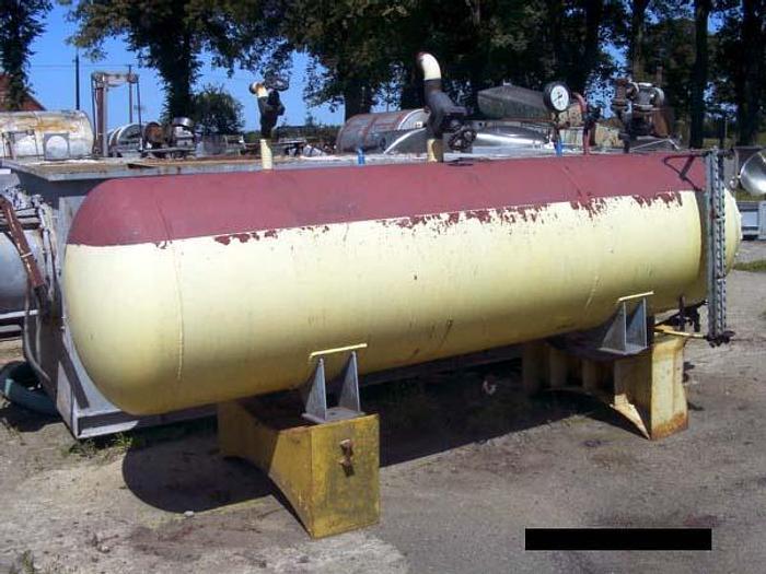 Zbiornik na amoniak typ ZL2 U2P