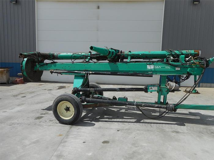 Used GEA SP-R-12 Manure Pump
