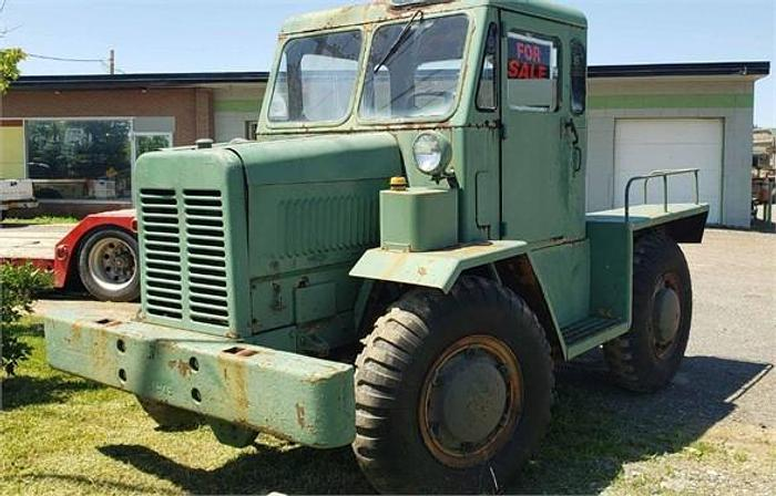 Used 1962 AMERICAN COLEMAN G40D
