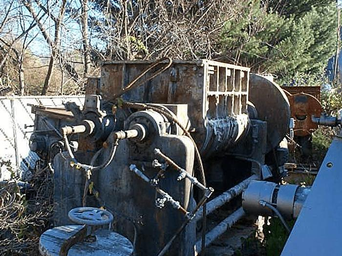 Used 150 GALLON J.H. DAY SIGMA BLADE MIXER – C/S – JACKETED