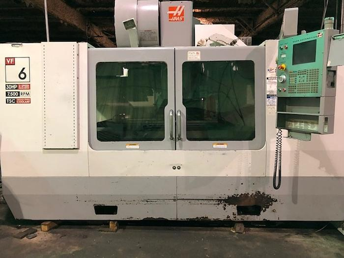 2006 Haas VF6 w/ 4th Axis